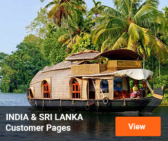 Travelbay India & Sri Lanka Customer Pages