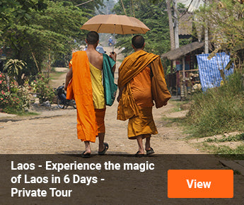 Travelbay Laos Tours - Experience the Magic of Laos in 6 Days - Private Tour