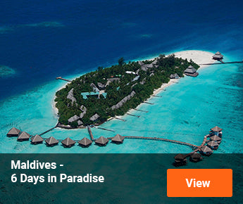 Travelbay Maldives Holidays