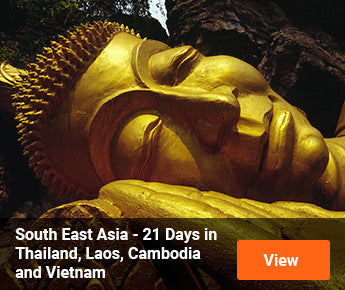 Travelbay South East Asia - 21 Days in Thailand, Laos, Cambodia and Vietnam