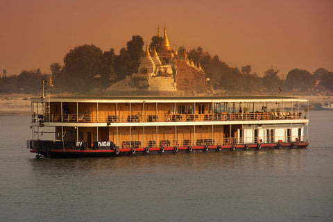 Travebay Myanmar 14 Day Cruise & Tour -