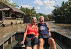 Travelbay Customer Reviews - Pam and Marcel
