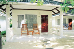 Travelbay Maldives Packages - Paradise Island Resort - Beach Bungalow
