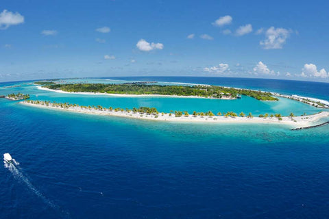 Travelbay Maldives Packages - Paradise Island Resort