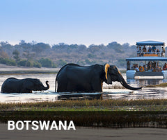 Travelbay Africa Tailor Made Tours - Botswana