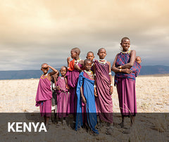Travelbay Africa Tailor Made Tours - Kenya