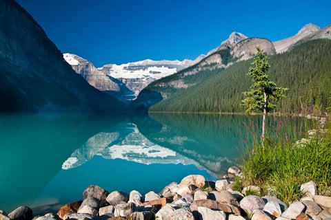 The Rocky Mountaineer vs the Rockies by Coach