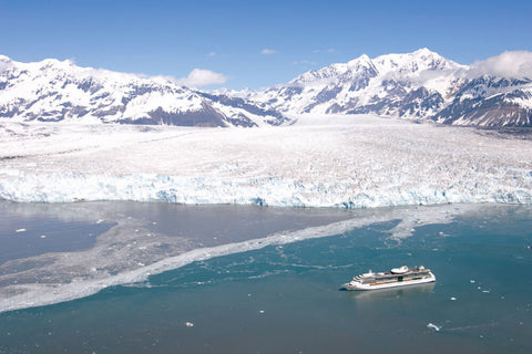 Travelbay -  Alaska and Canada Dream Holiday – 16 Day Glacier Cruise and Rocky Mountain Tour