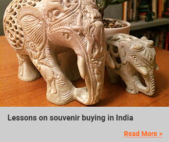 Travelbay Blog - Lessons on souvenir buying in India