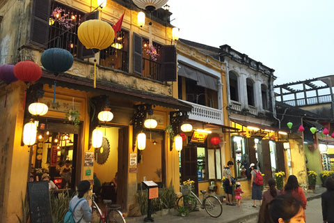 Travelbay Blog - Snapshot Hoi An - At night