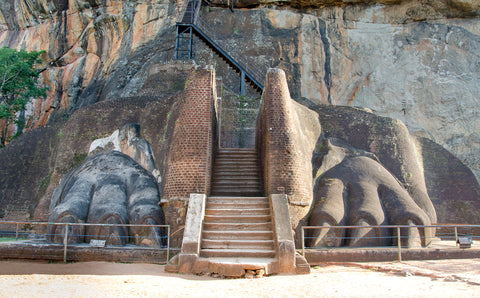 Travelbay Blog - Sri Lanka Tours - Sri Lanka, the new travel hot spot - Sigiriya