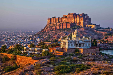 Travelbay Blog - The Blue City of Jodhpur