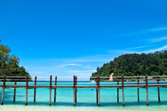 Travelbay Borneo Private Tours - Sapi Island