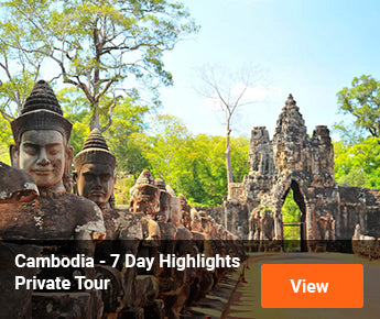 Travelbay Cambodia Tours -  7 Day Highlights