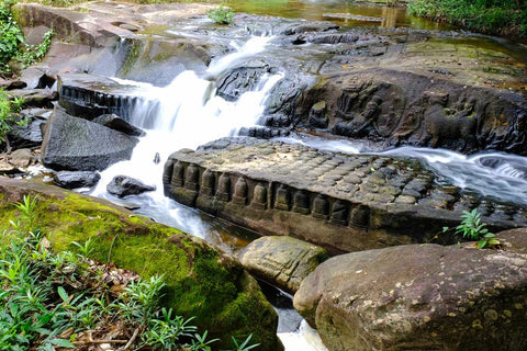 Travelbay Cambodia Tours - Siem Reap Day Tours - Kbal Spean, Siem Reap