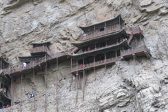 Travelbay China Reviews - Alan Morgan - Hanging temples in Datong