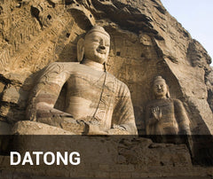 Travelbay China Tailor Made Tours - Datong - Statue