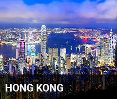 Travelbay China Tailor Made Tours - Hong Kong - City view