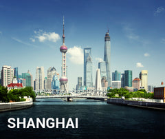 Travelbay China Tailor Made Tours - Shanghai - city view
