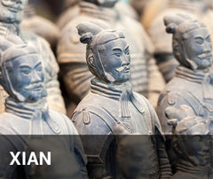 Travelbay China Tailor Made Tours - Xian - Terracotta warriors