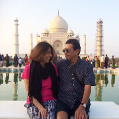 Travelbay Customer Photos - Joe & Brenda Taj Mahal