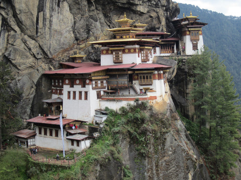 Travelbay Customer Reviews - Bhutan Tours - Cheryl White - Paro - Tiger's Nest Monastery