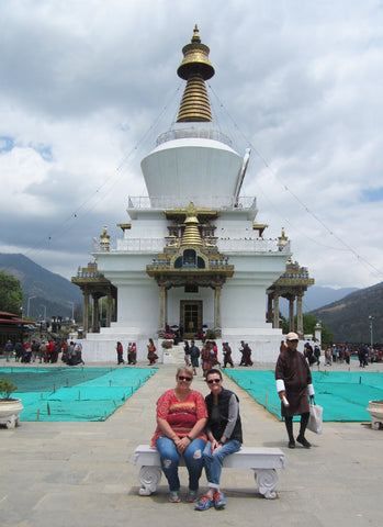Travelbay Customer Reviews - Bhutan Tours - Cheryl White - Thimphu