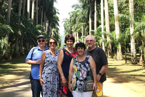Travelbay Customer Reviews - Catherine Hingston - Royal Botanic Garnde Peradeniya