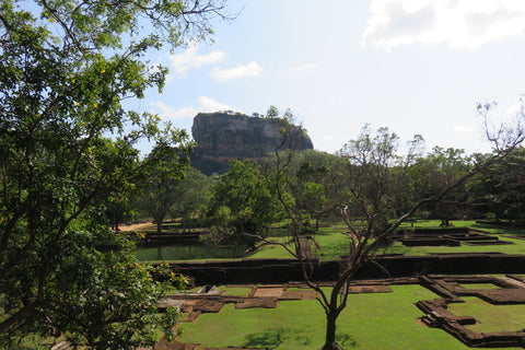 Travelbay Customer Reviews - Catherine Hingston - Sigiriya