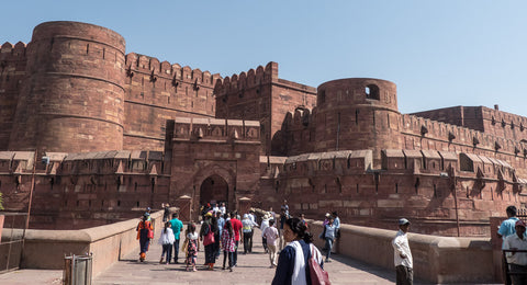 Travelbay Customer Reviews - India Tours - Agra Fort