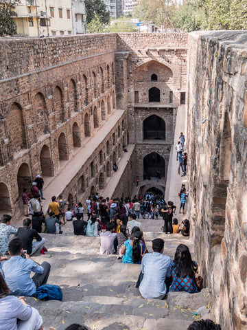 Travelbay Customer Reviews - India Tours - Delhi - Agrasen ki Baoli