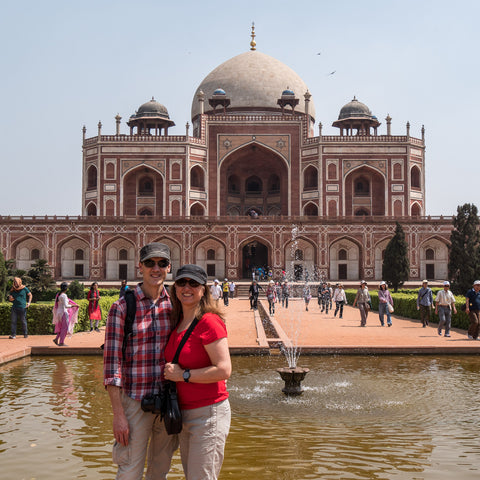 Travelbay Customer Reviews - India Tours - Simon & Gina