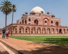 Travelbay Customer Reviews - India Tours - Delhi - Humayun Tomb