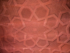 Travelbay Customer Reviews - India Tours - Fatehpur Sikri ceiling details