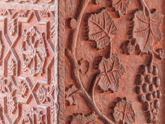 Travelbay Customer Reviews - India Tours - Fatehpur Sikri palace wall details