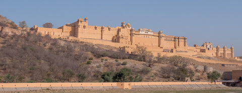 Travelbay Customer Reviews - India Tours - Jaipur - Amber Fort