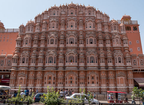 Travelbay Customer Reviews - India Tours - Jaipur - Hawa Mahal