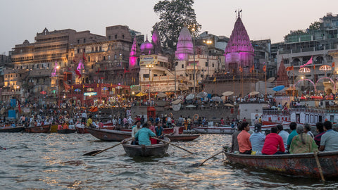 Travelbay Customer Reviews - India Tours - Varanasi, Ganges River
