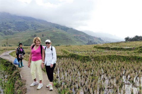 Travelbay Customer Reviews - Marion Raftery in Sapa, Vietnam
