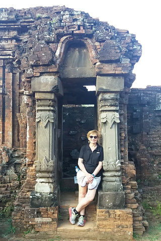 Travelbay Customer Reviews - Marion Raftery in Vietnam