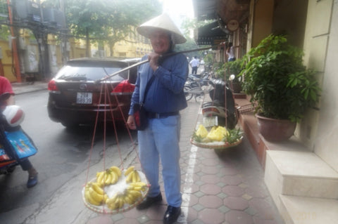 Travelbay Customer Reviews - Neville Pollard in Vietnam - Hanoi