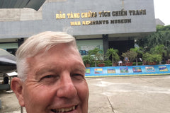 Travelbay Customer Reviews - Neville Pollard in Vietnam - Ho Chi Min City