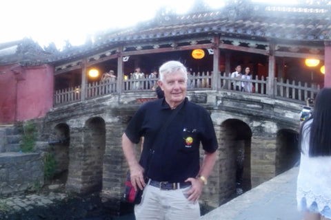 Travelbay Customer Reviews - Neville Pollard in Vietnam