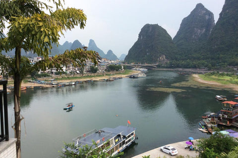 Travelbay Customer Reviews - Ray & Rose Schmidt in China - Guilin