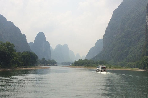 Travelbay Customer Reviews - Ray & Rose Schmidt in China - Li RIver, Guilin