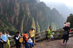 Travelbay Customer Reviews - Ray & Rose Schmidt in China - Mt Huangshan 4
