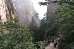 Travelbay Customer Reviews - Ray & Rose Schmidt in China - Mt Huangshan 7