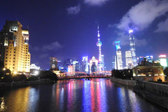 Travelbay Customer Reviews - Ray & Rose Schmidt in China - Shanghai at night 3