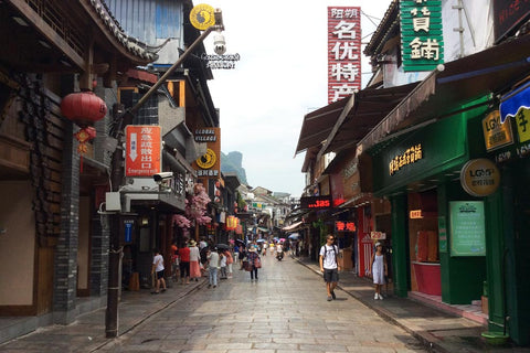 Travelbay Customer Reviews - Ray & Rose Schmidt in China - Yangshuo