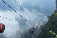 Travelbay Customer Reviews - Ray & Rose Schmidt in China - Zhangjiajie 2